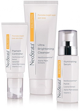 neostrata-enlighten-trio-products