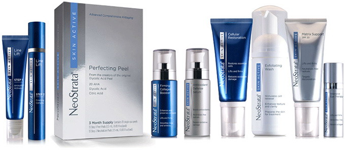 NeoStrata Skin Care Products | Daily Skin Care | Fourways Aesthetic Centre