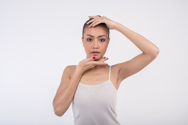 Fourways Aesthetic Center young woman with fresh skin