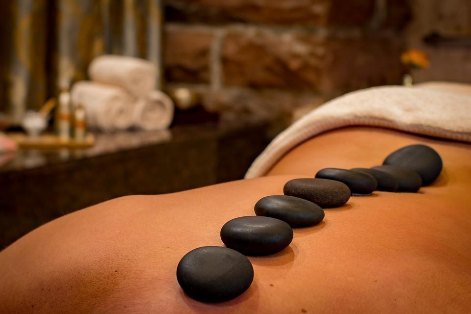 Fourways Aesthetic Center hot stone massage